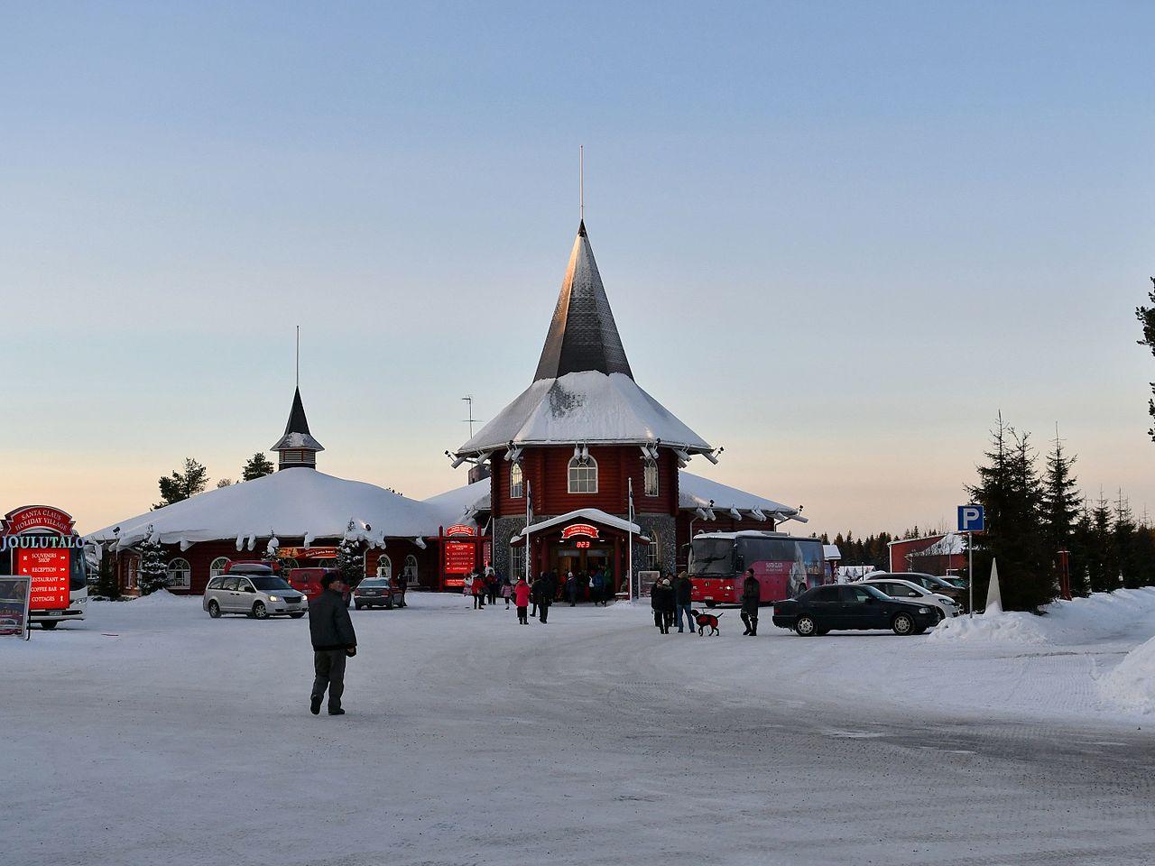 Parque temático Santa Claus Village