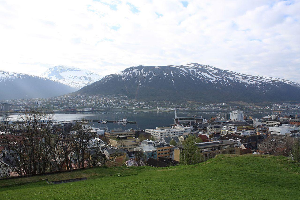 Vista de Tromso