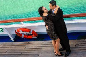 viajes de novios en crucero