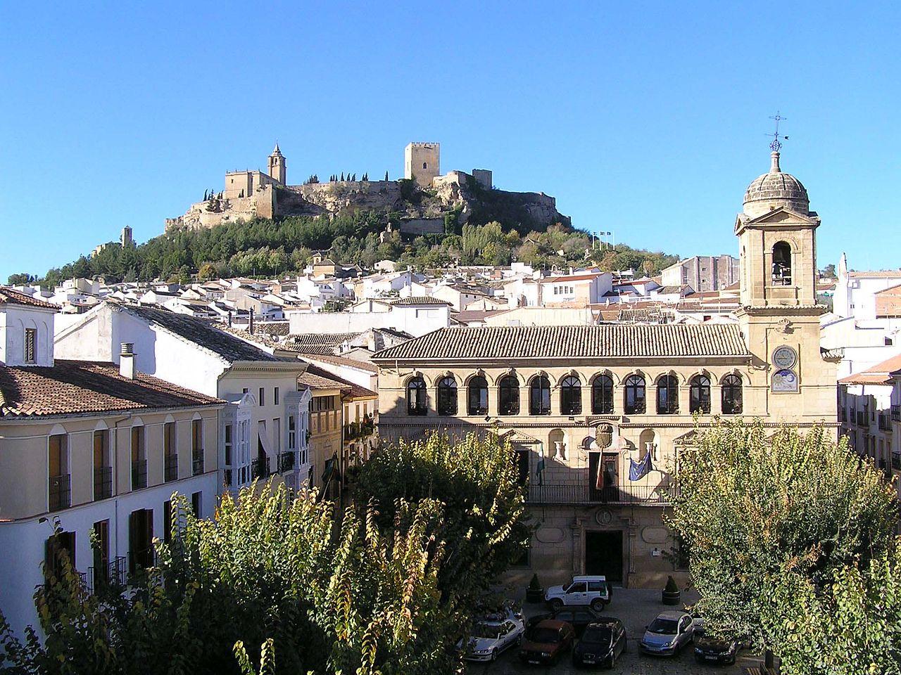 Vista de Alcalá la Real