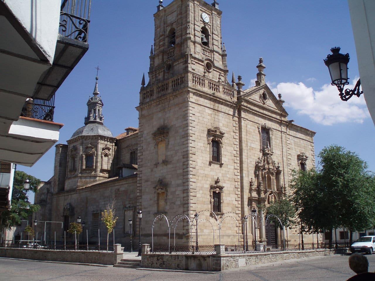 La iglesia de Santo Tomás Apóstol