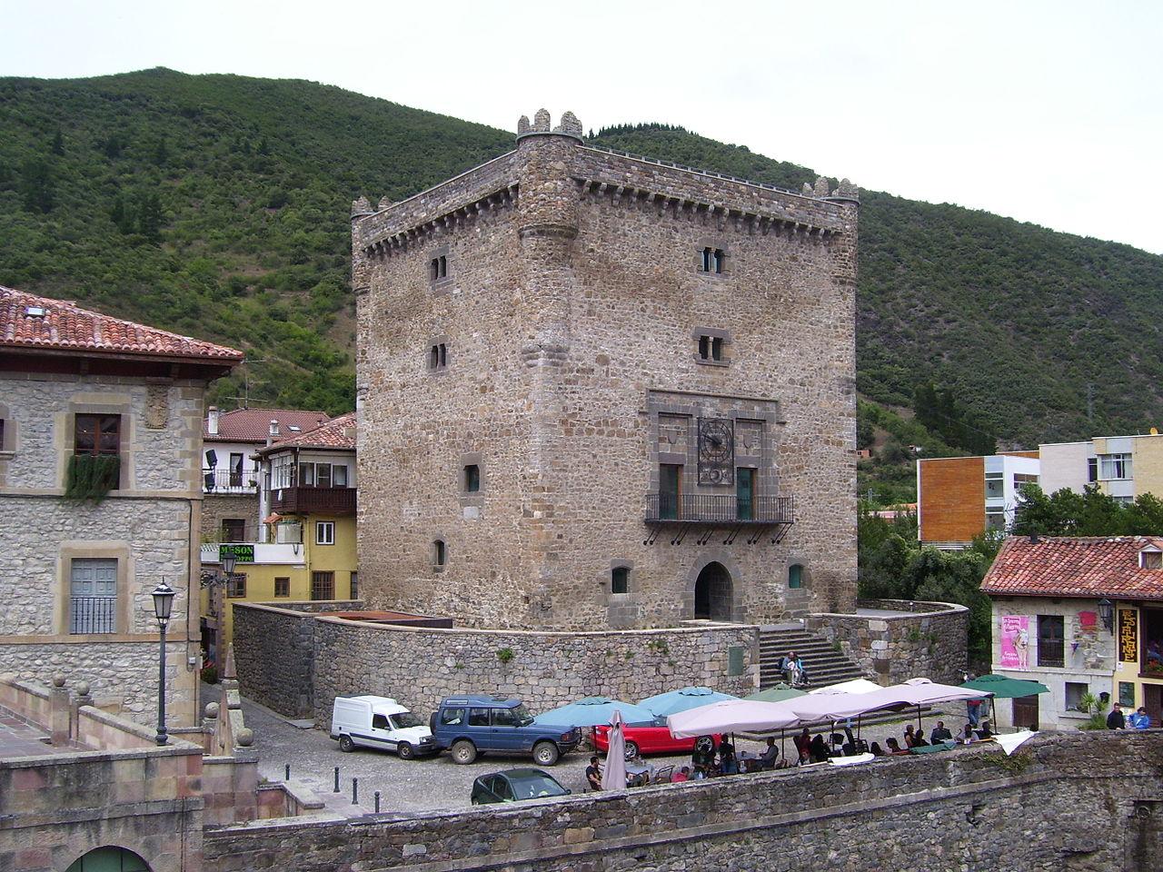 La torre del Infantado (Potes)