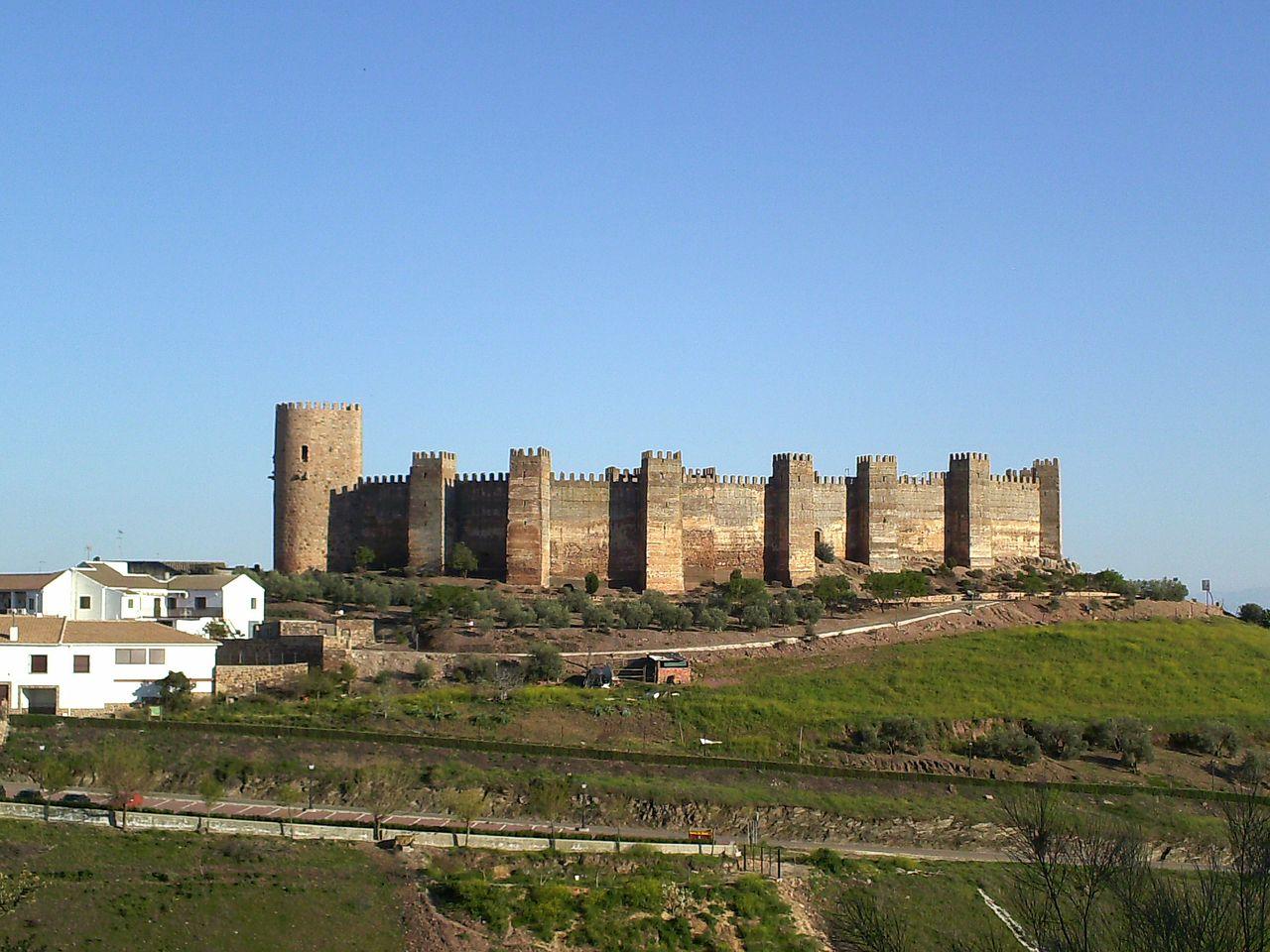 El castillo de Burgalimar