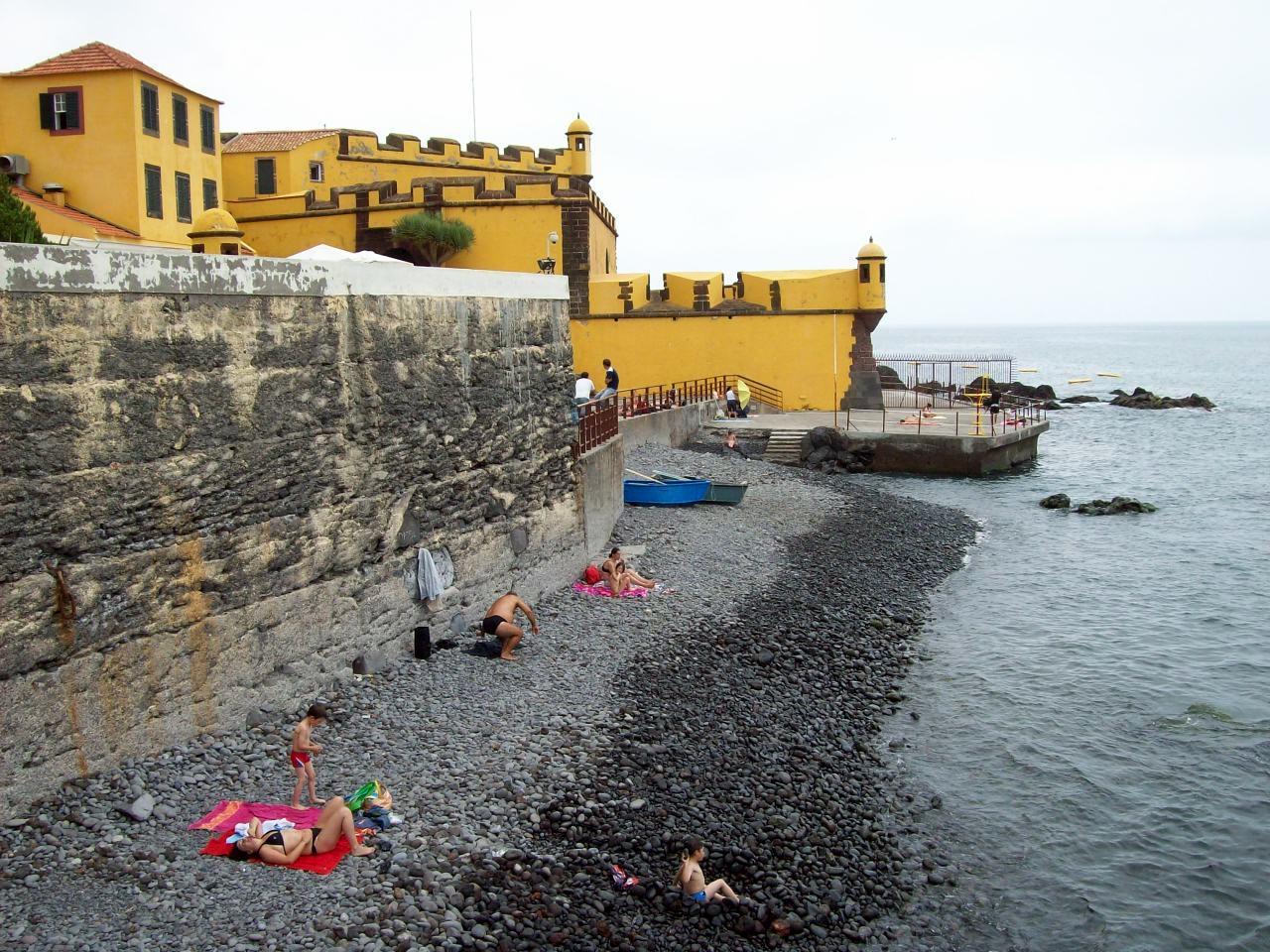 El fuerte de Santiago