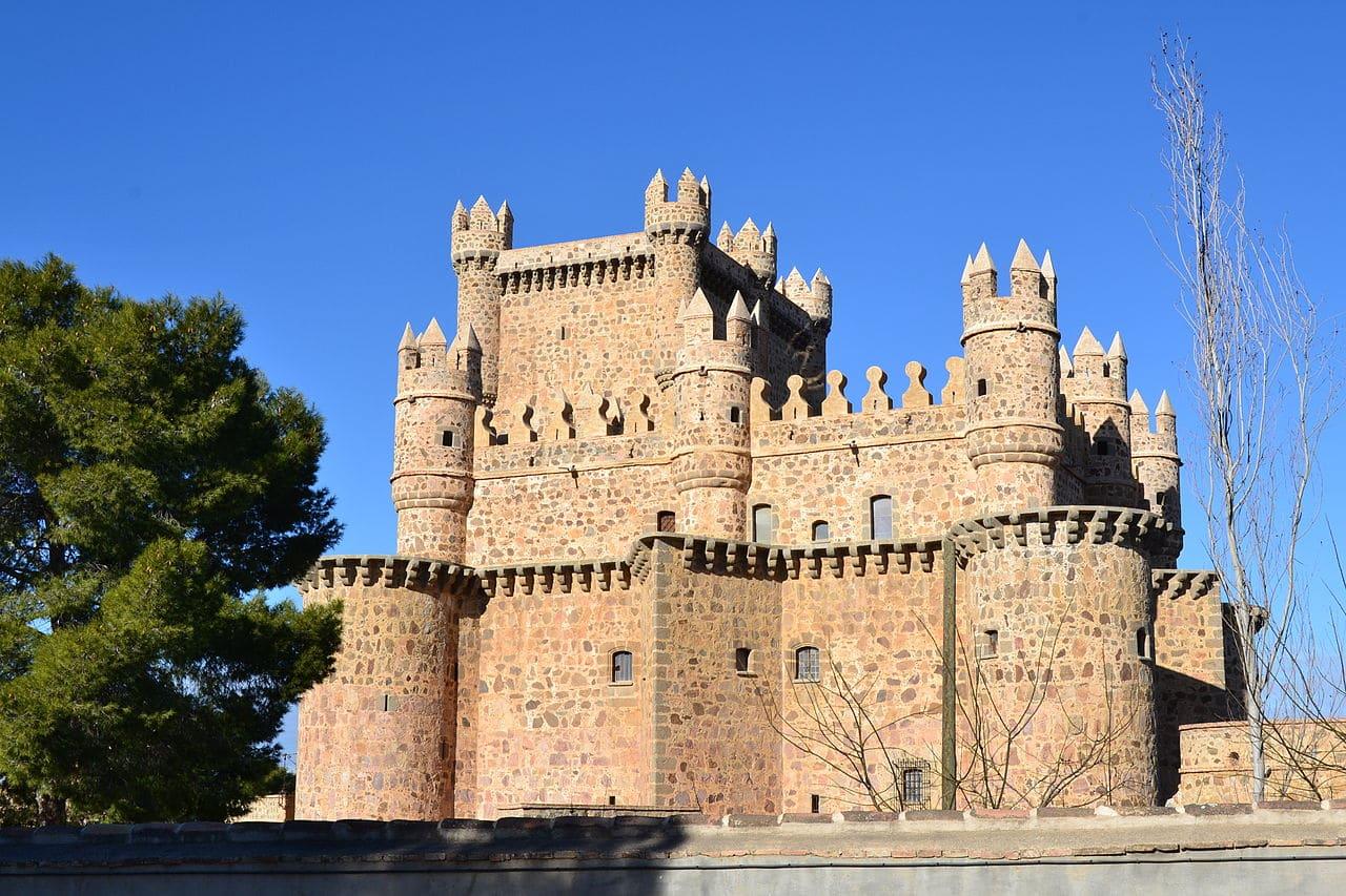El castillo de Guadamur