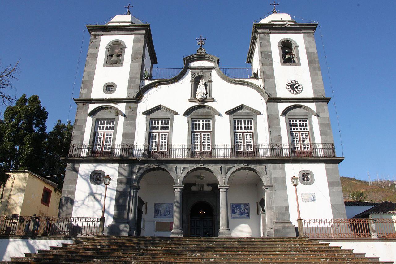 La iglesia de Nossa Senhora do Monte