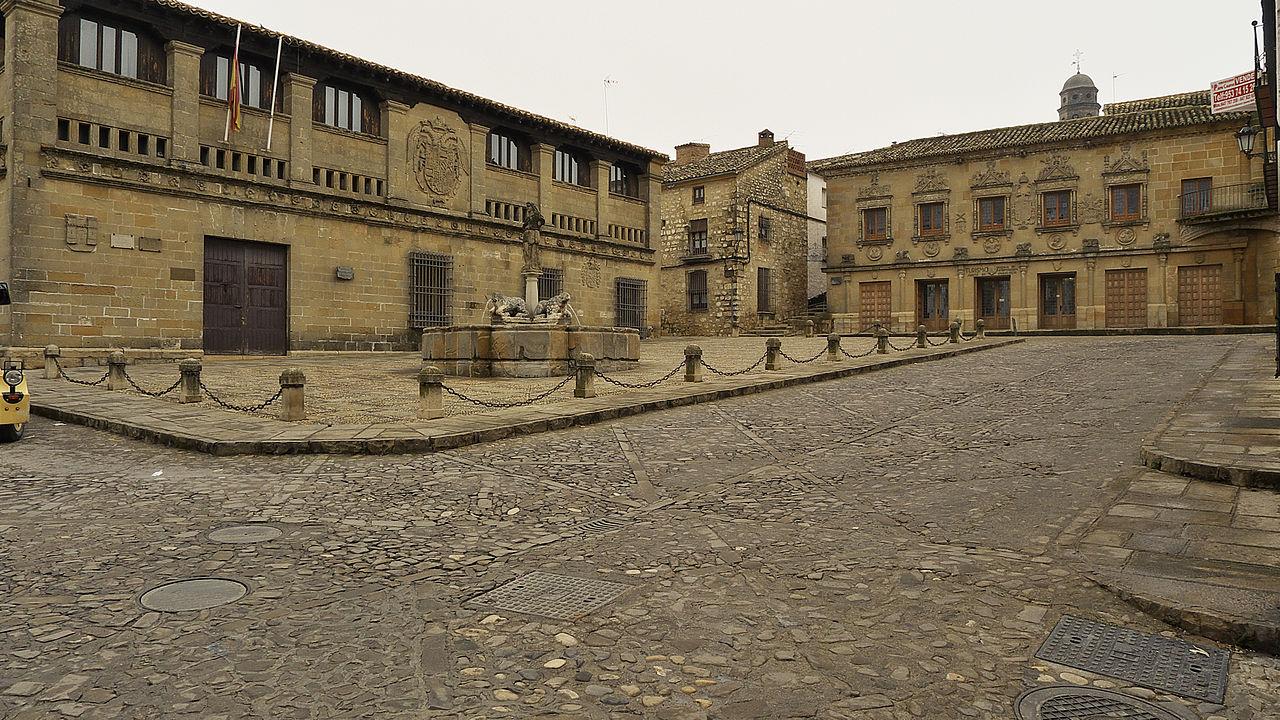 La plaza del Pópulo