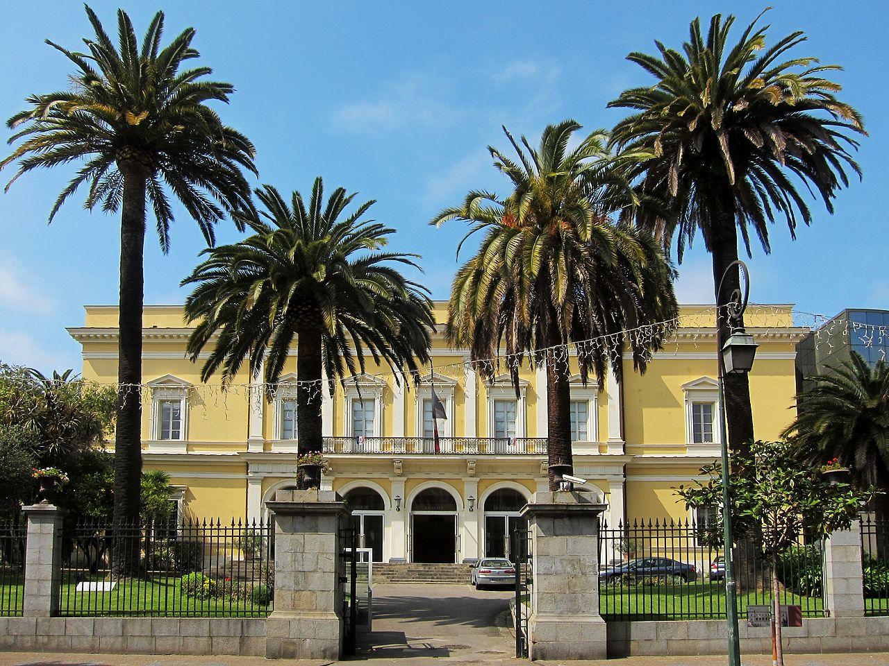 El palacio Lantivy