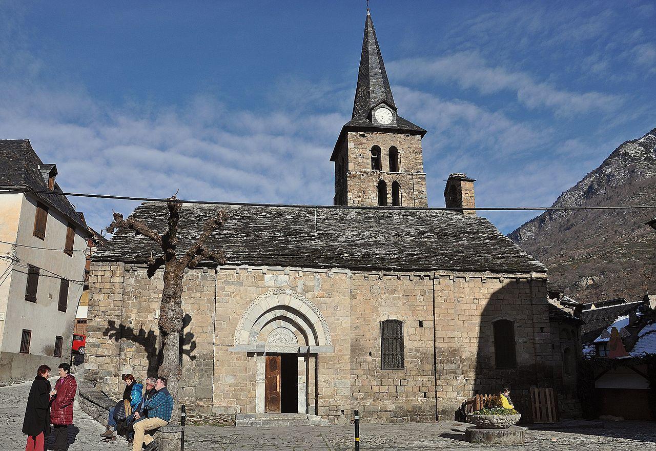 La iglesia de la Asunción de María