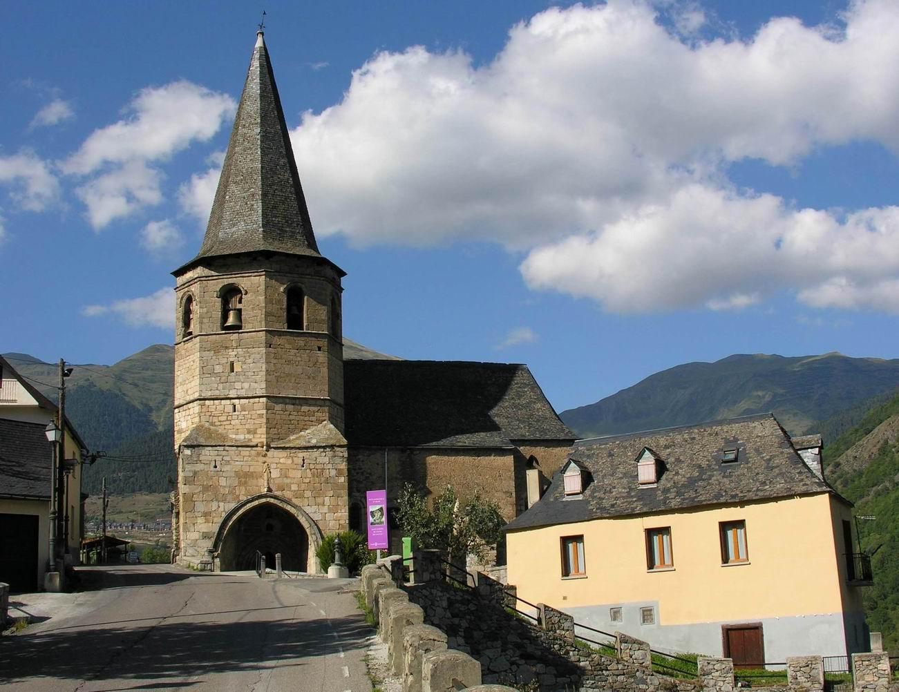 La iglesia de Sant Martí de Gausac