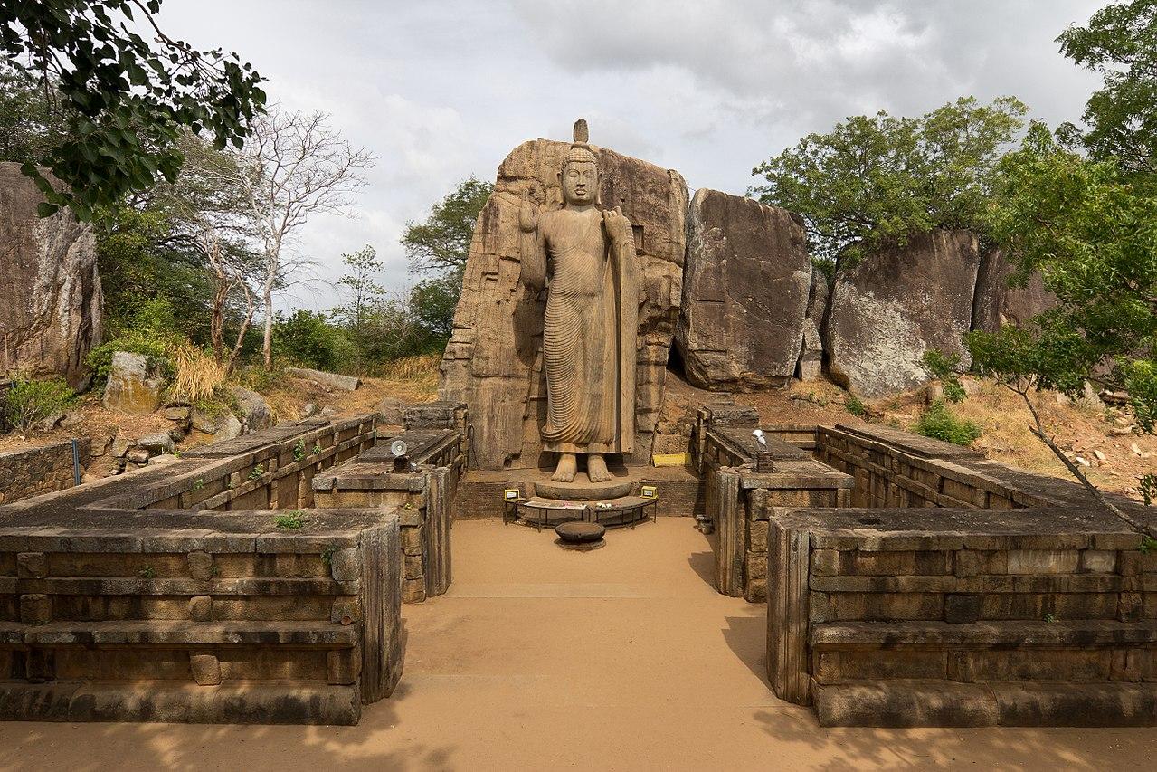El Buda de Aukana