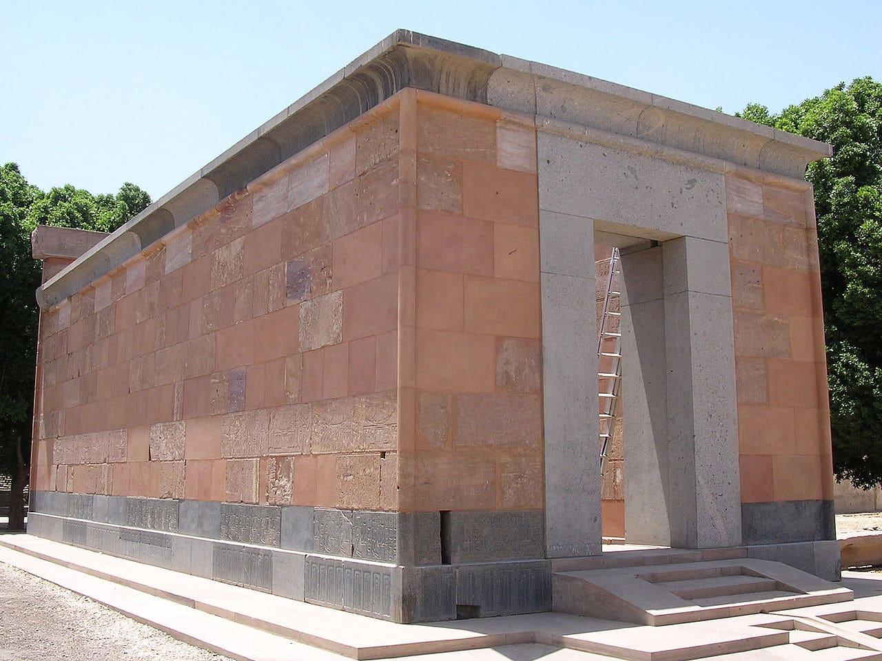La Capilla Roja de Karnak