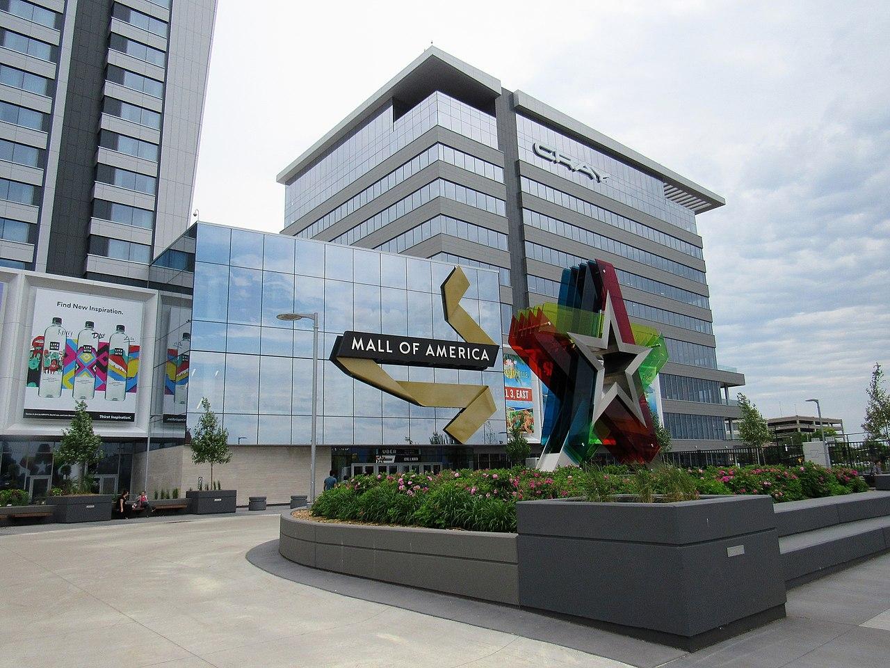Centro comercial Mall of América
