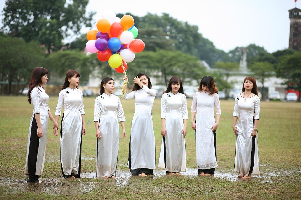 mujeres en China