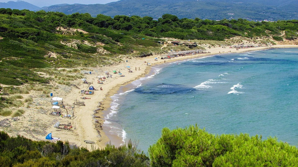 Skyathos Beach