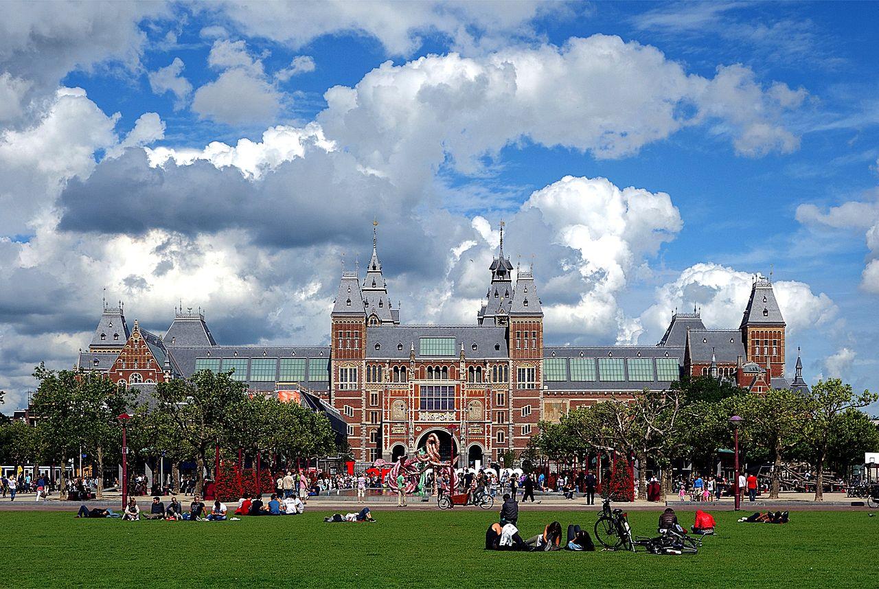 Edificio del Rijkmuseum