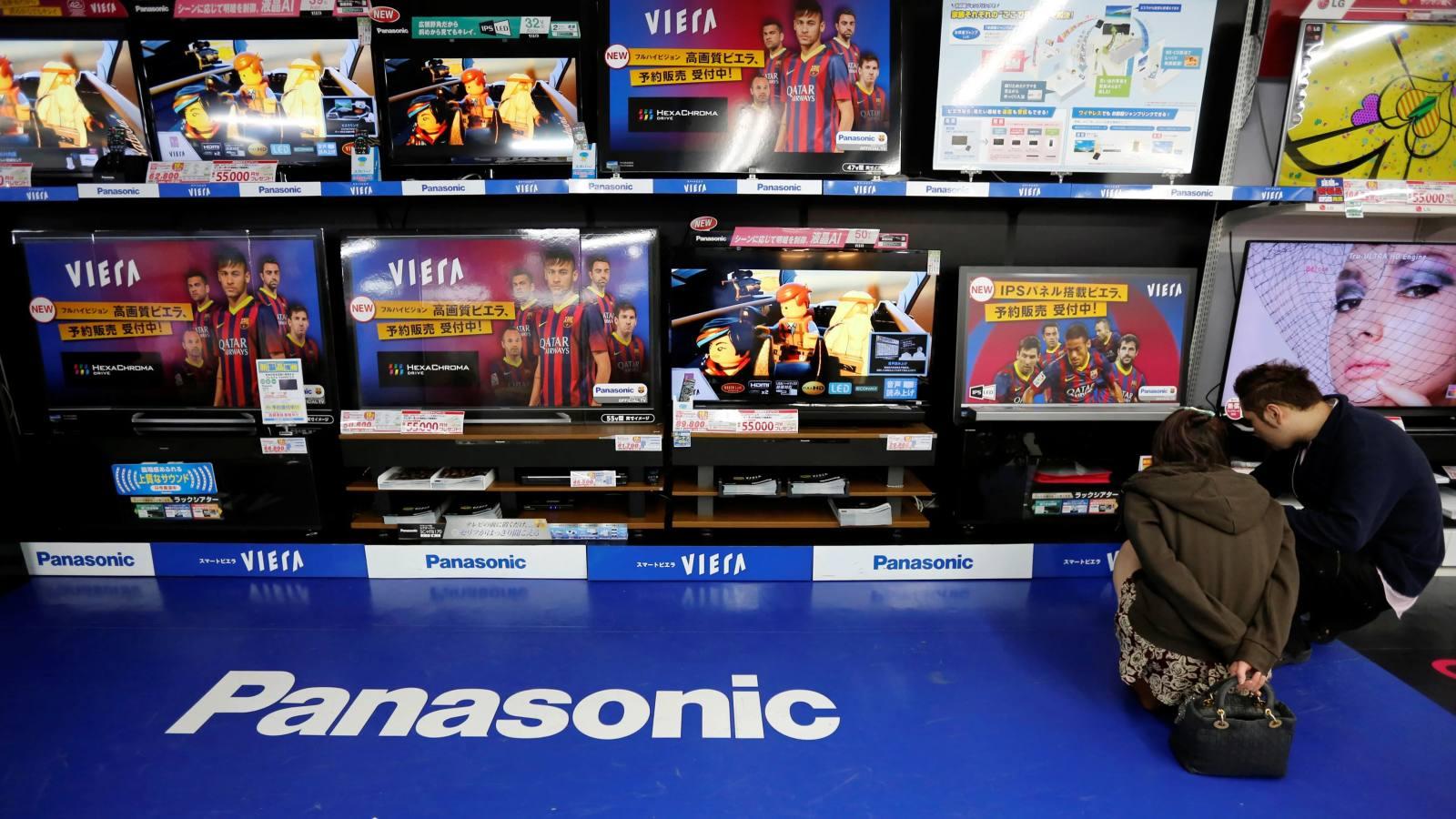 Panasonic TV china