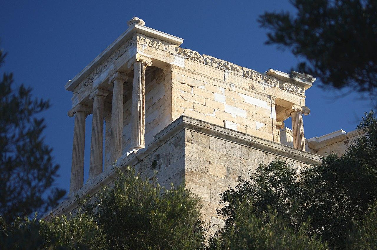 Templo de Atenea Niké en Atenas