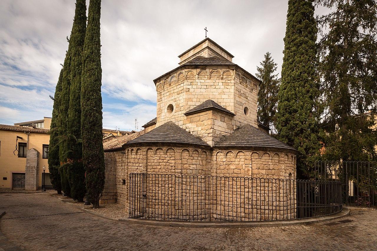 La capilla de Sant Nicolau