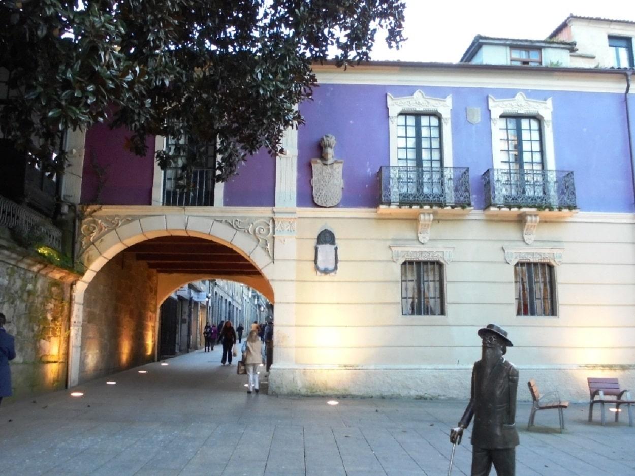 La plaza de Méndez Núñez