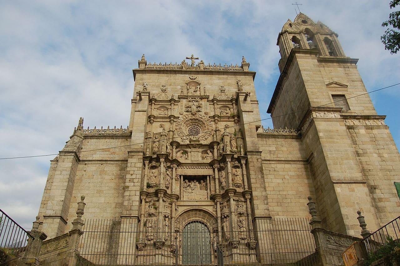 La Real Basílica de Santa María la Mayor