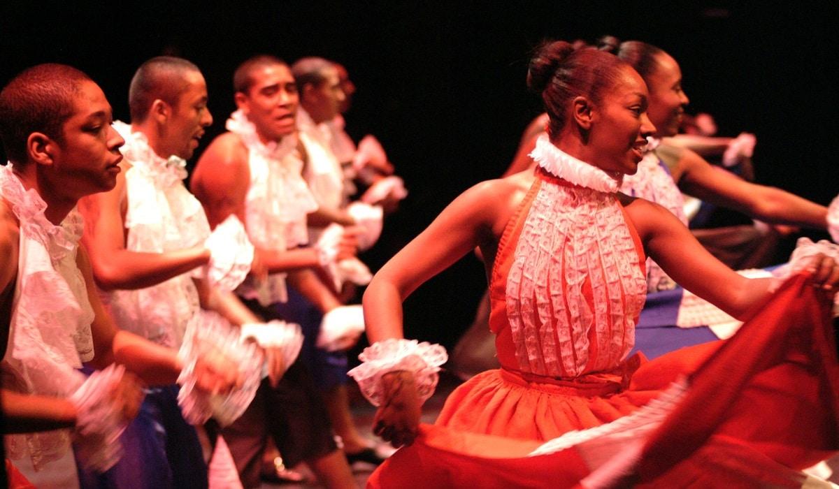 danza africana Perú