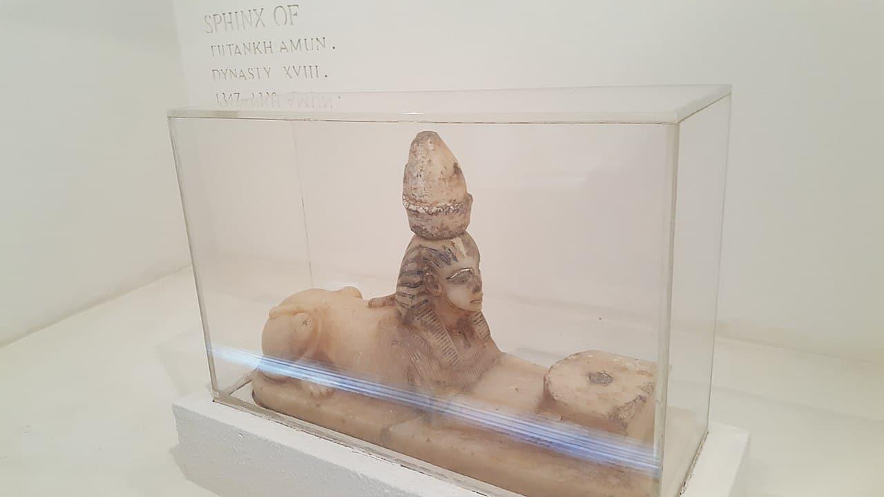 Monumento a Tutankamón