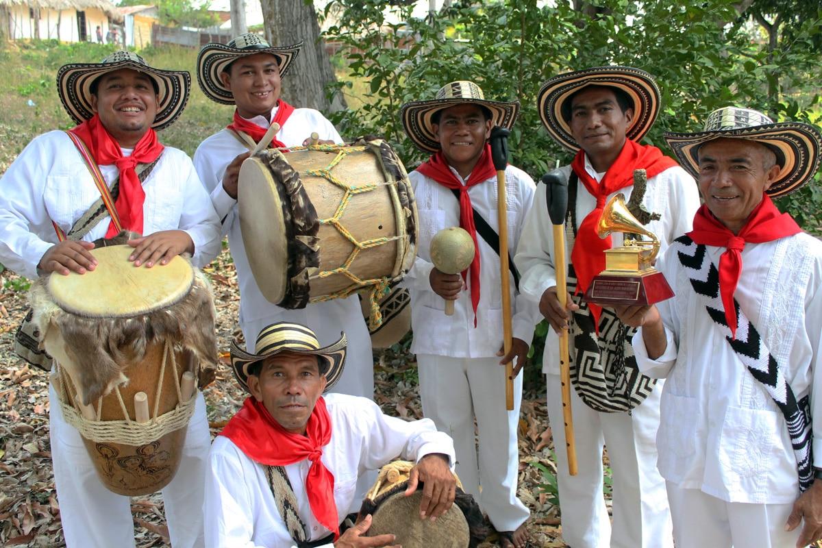 instrumentos cumbia colombiana