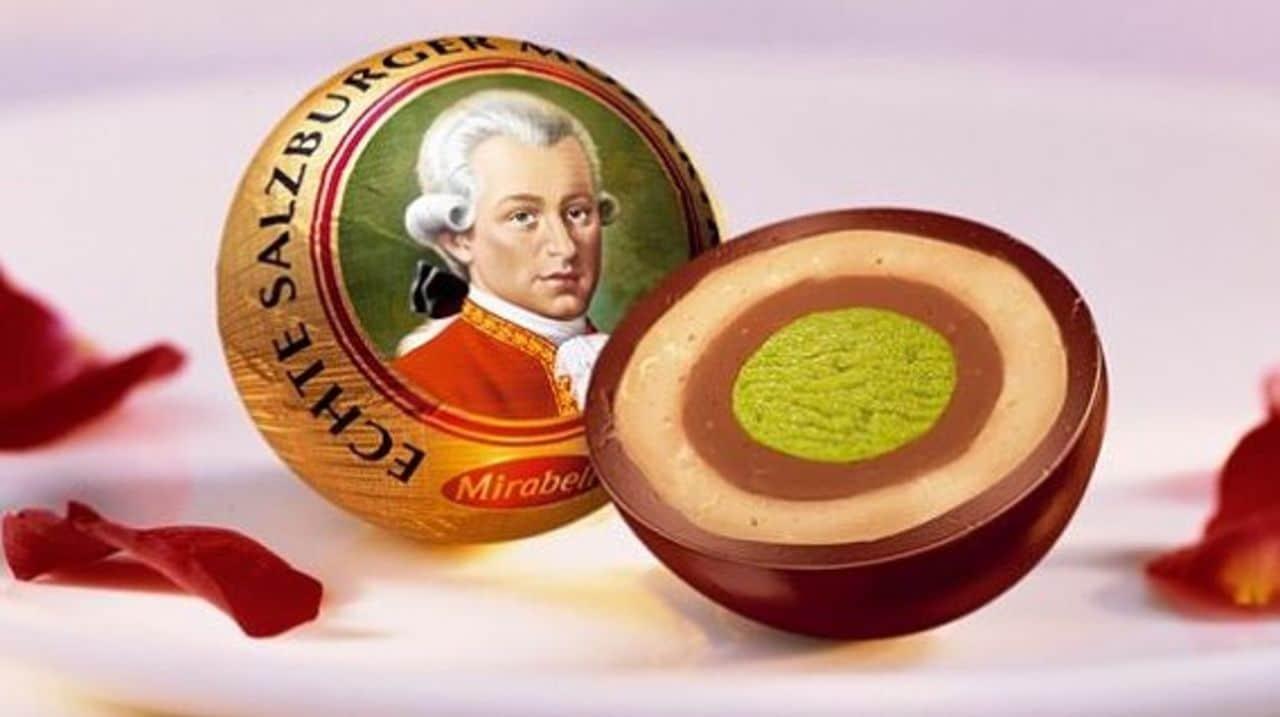 Bombones de Mozart