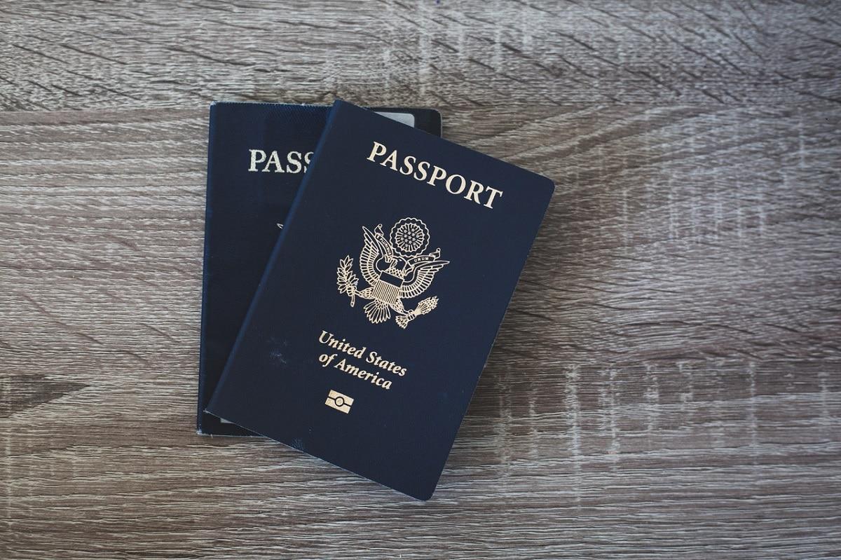 pasaporte visado ESTA