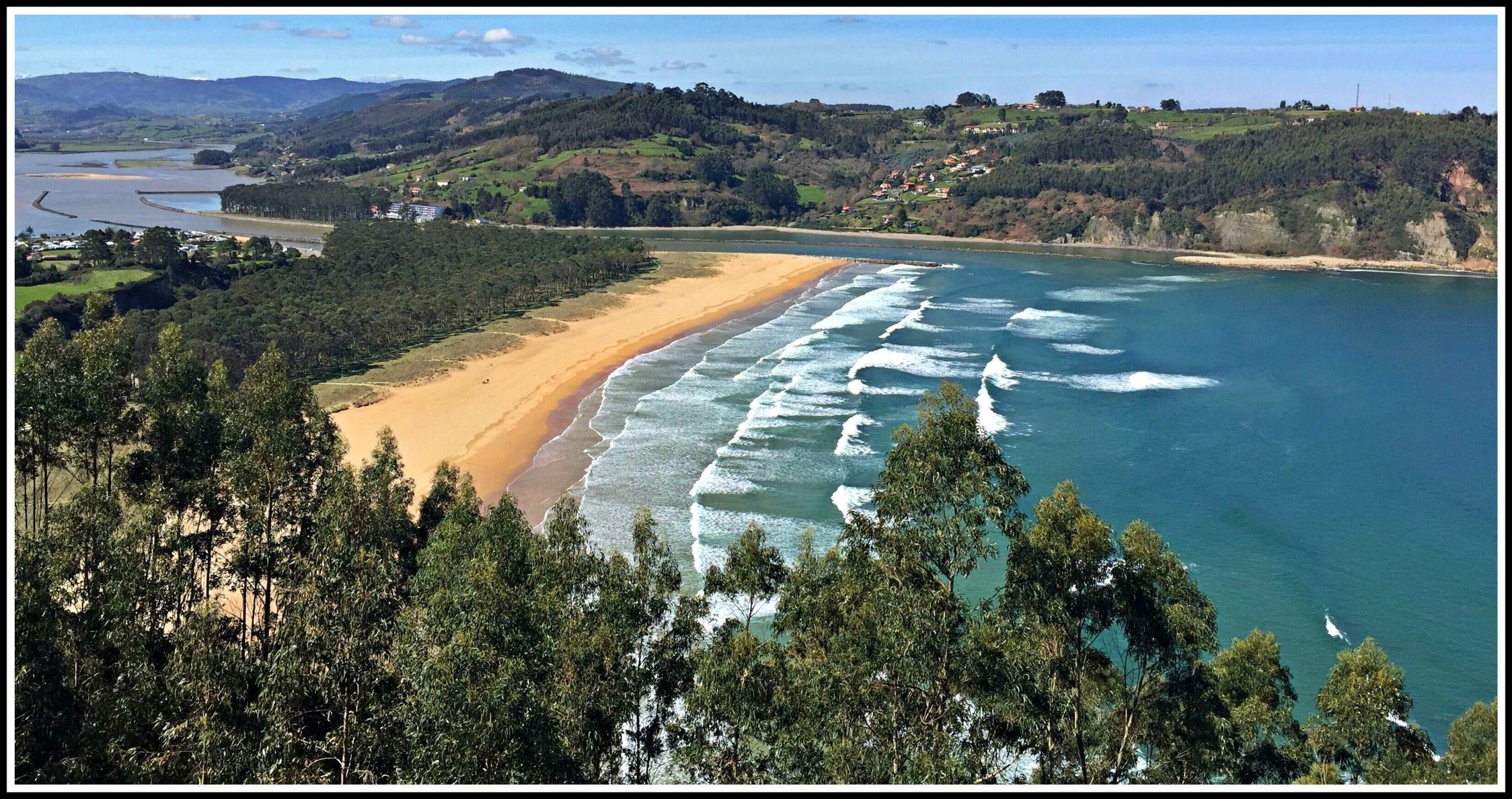 playa de Rodiles Villaviciosa