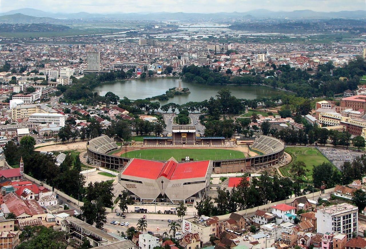 Antananarivo, la capital
