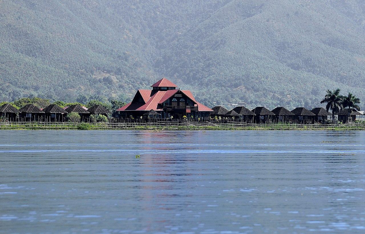 El lago Inle