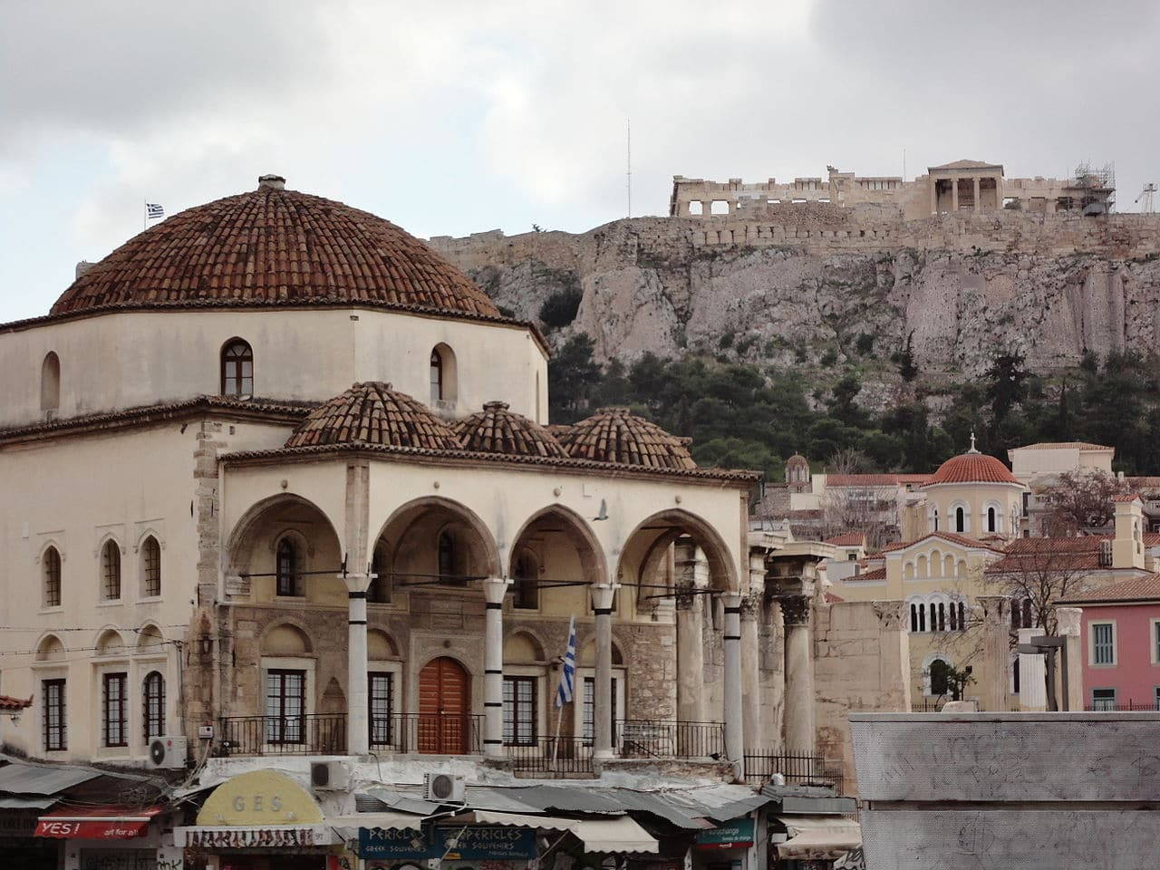 La mezquita de Tzisdarakis