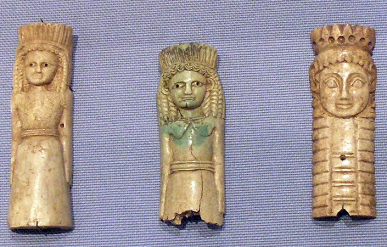 Figuras de Artemisa Orthia