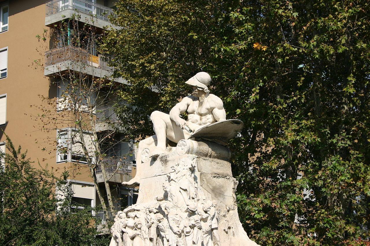 Monumento a Leónidas I