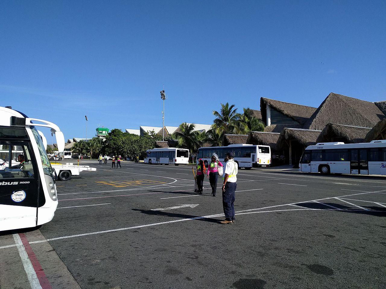 El Aeropuerto de Punta Cana