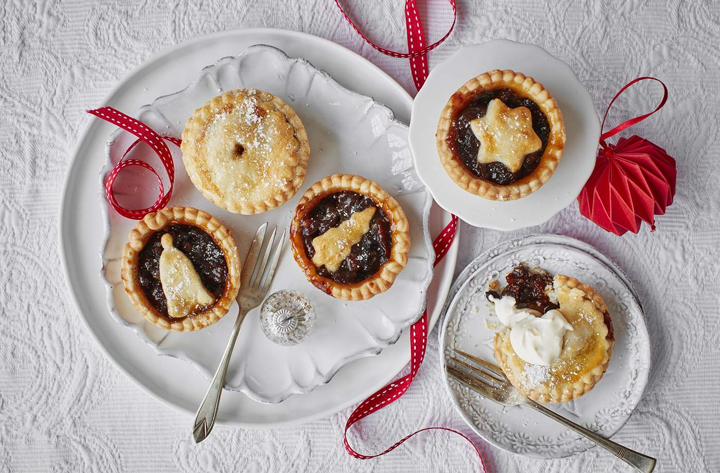 pasteles de carne navidad