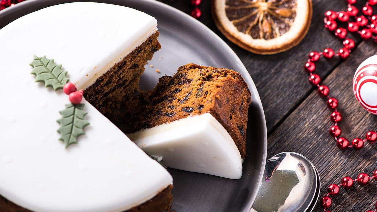 christmas cake irlanda