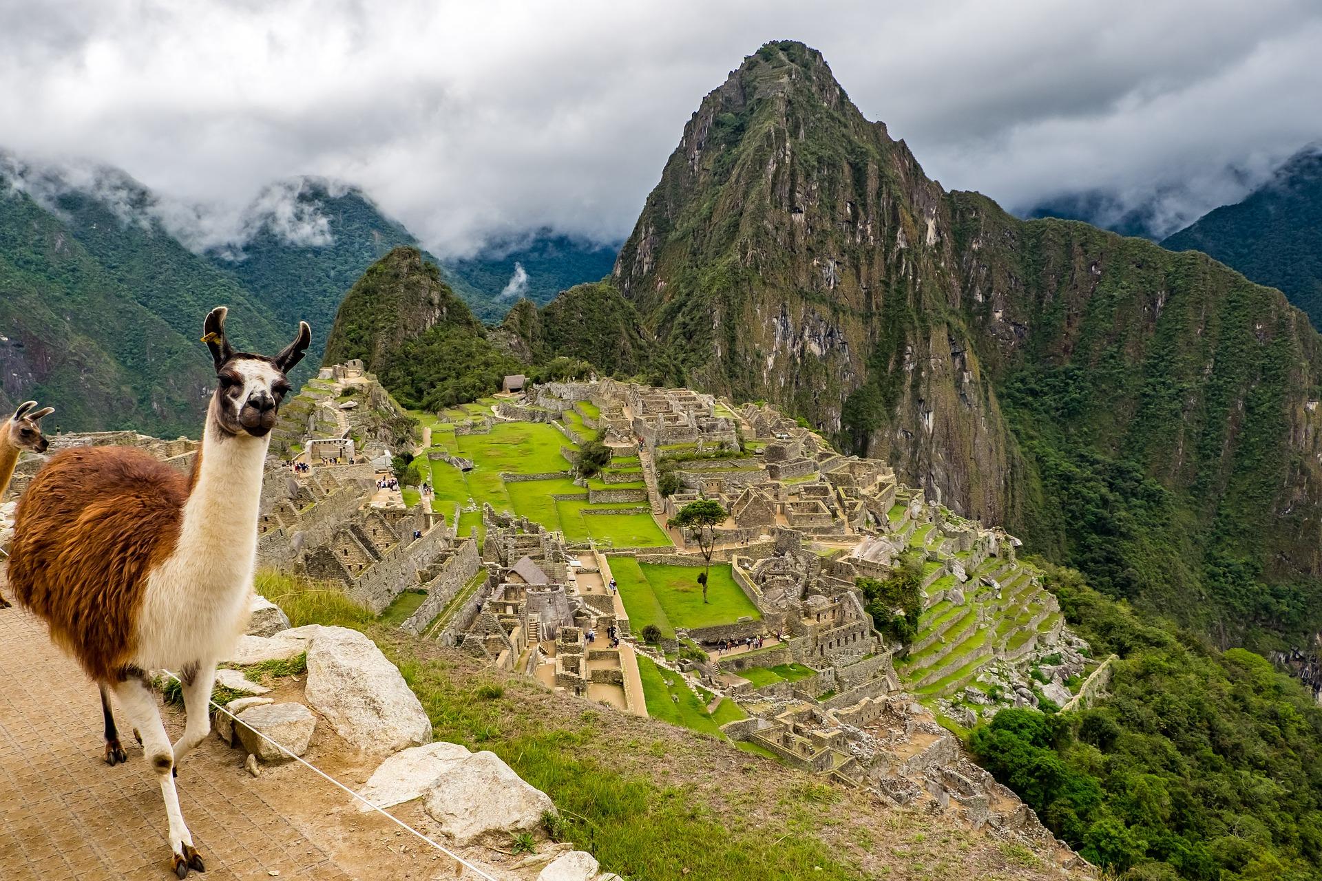 civilización inca perú
