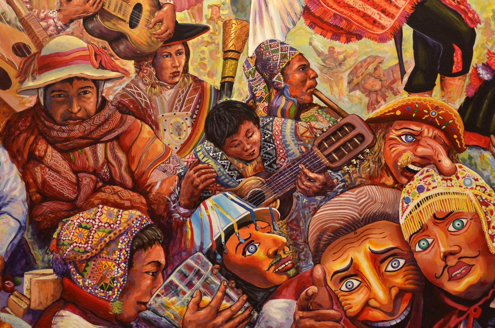 cultura de Perú