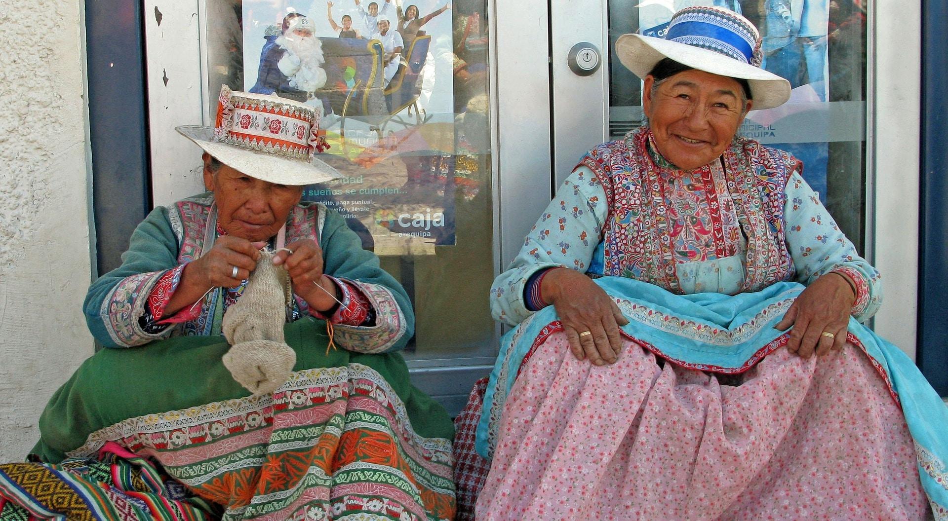 Perú vestimenta