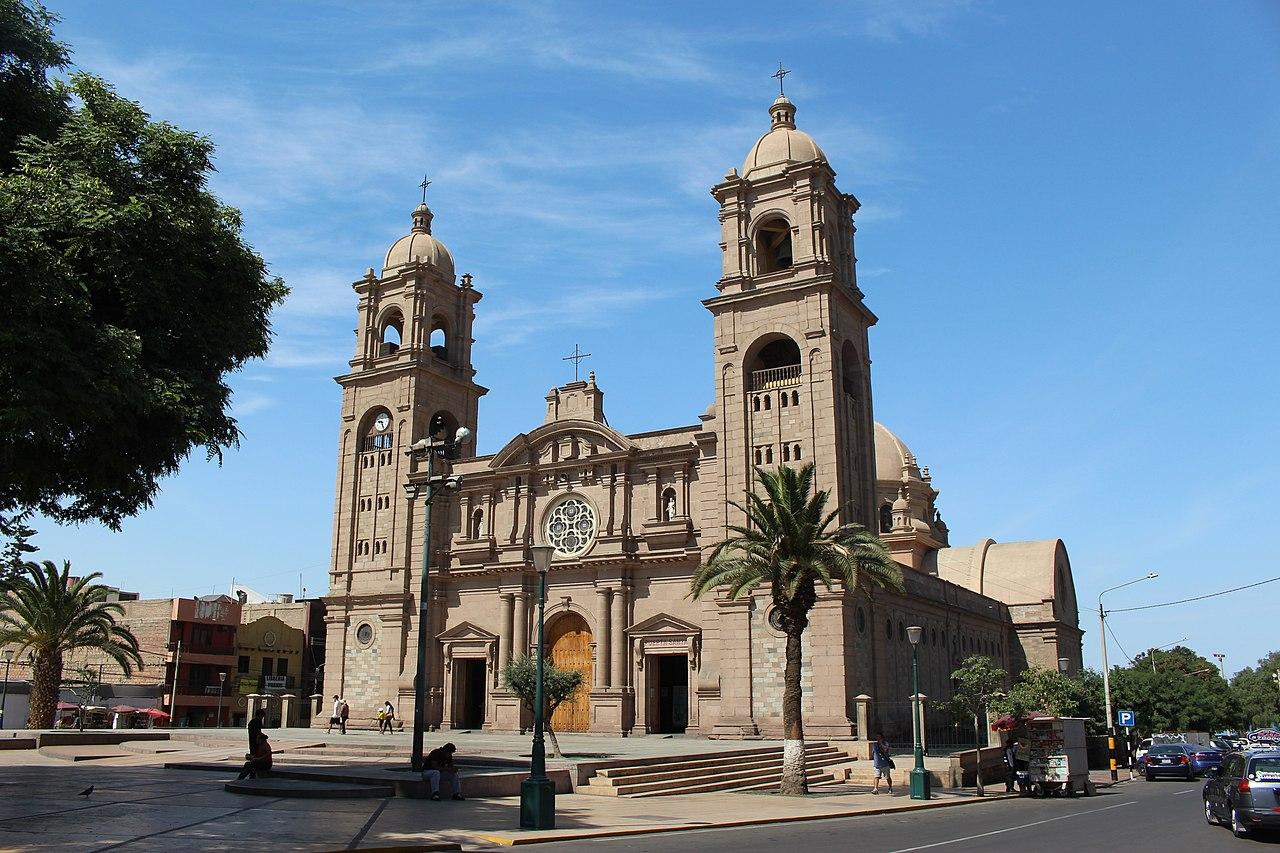 La catedral de Tacna