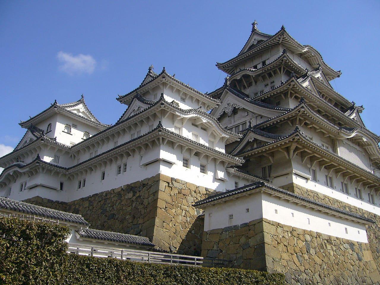 El castillo Himeji
