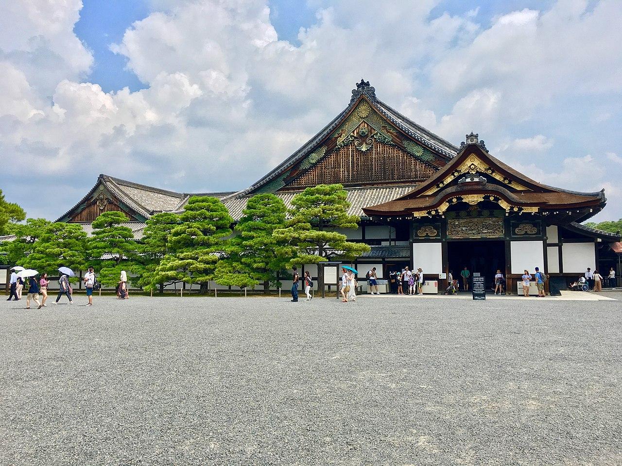 El castillo Nijo