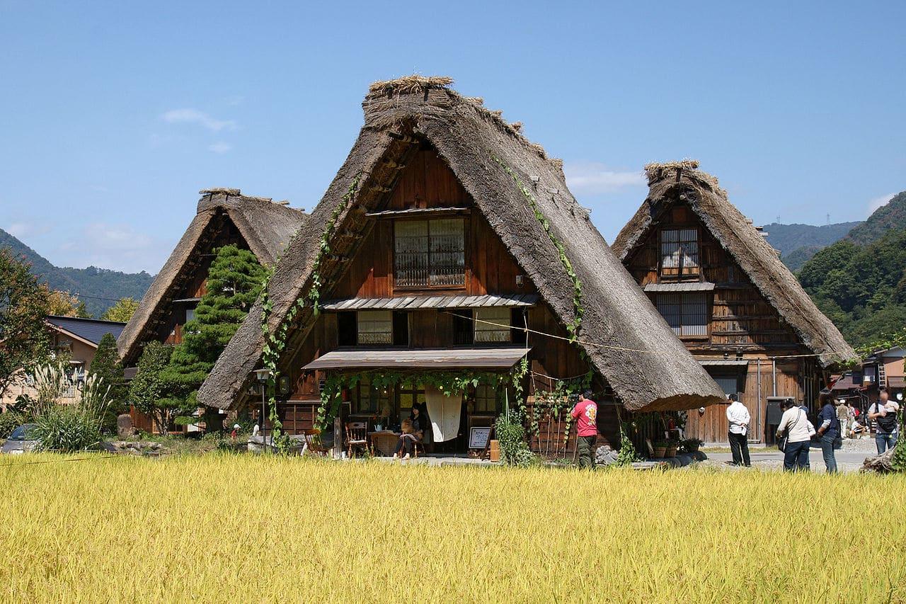 Casas de Shirakawa