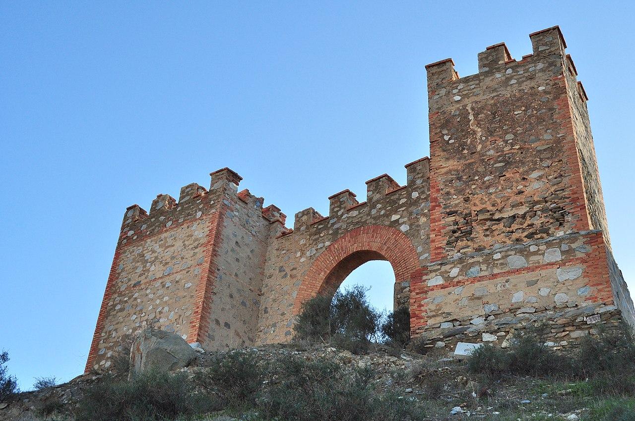 El castillo de Tabernas
