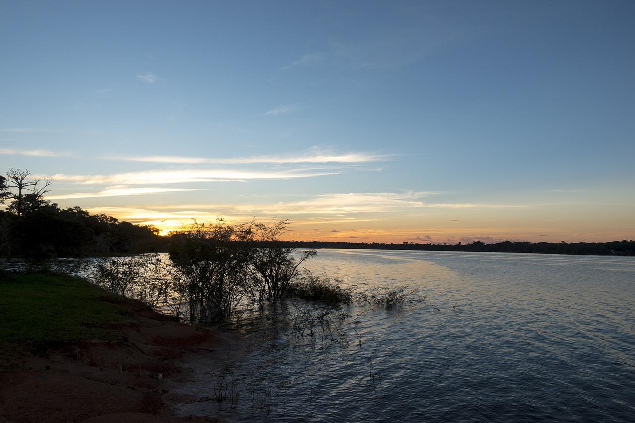 paisaje Amazonia colombiana