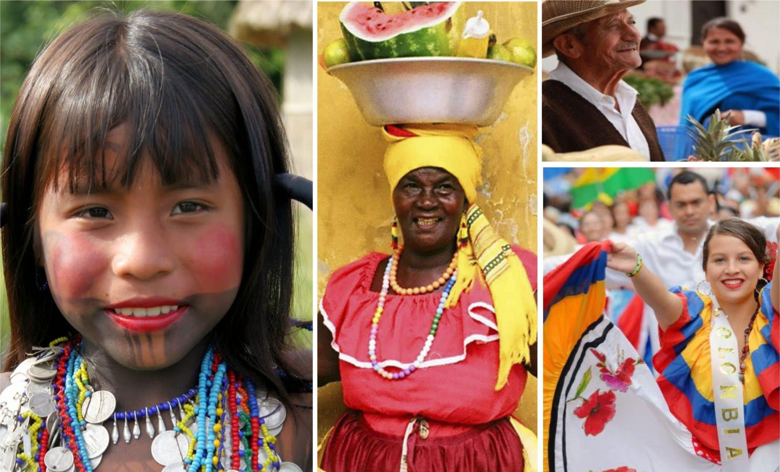 diversidad étnica colombia