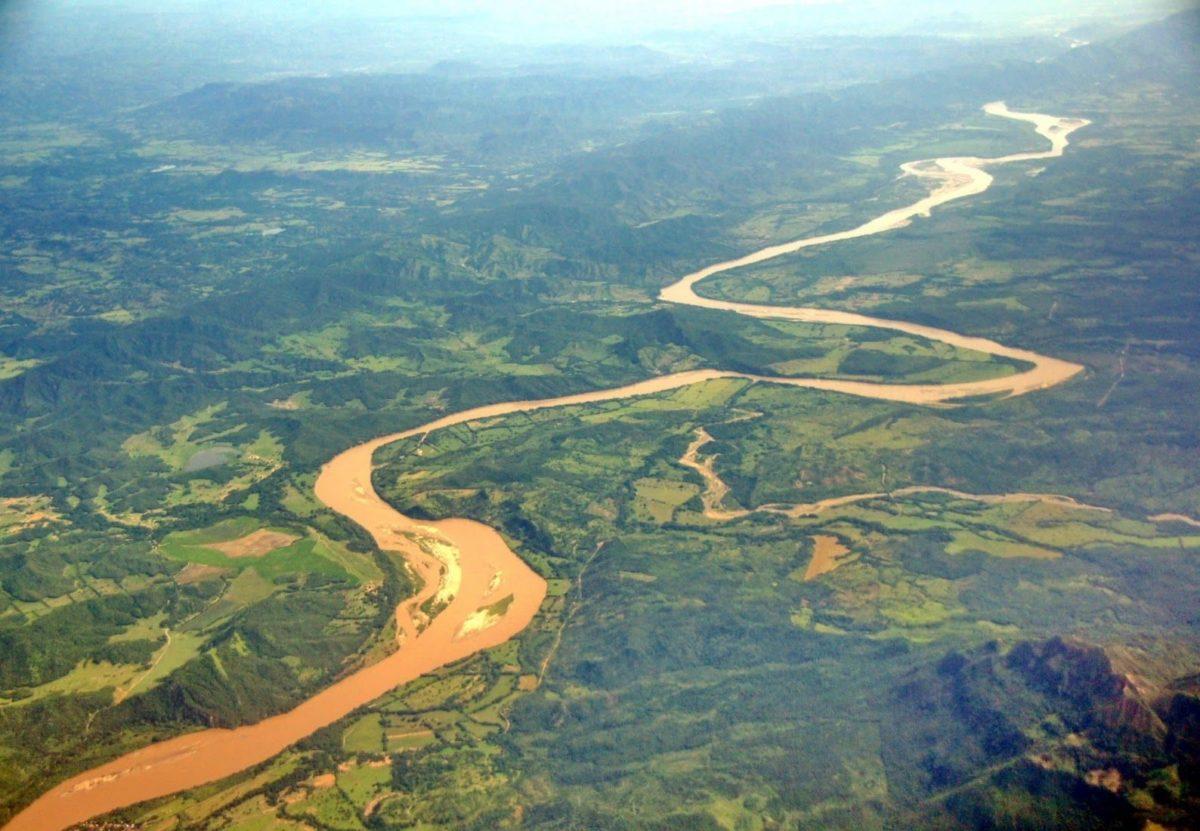 Río Magdalena Colombia